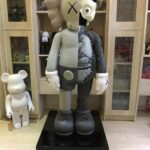 Kaws Flayed Companion Open Edition 130 см Grey