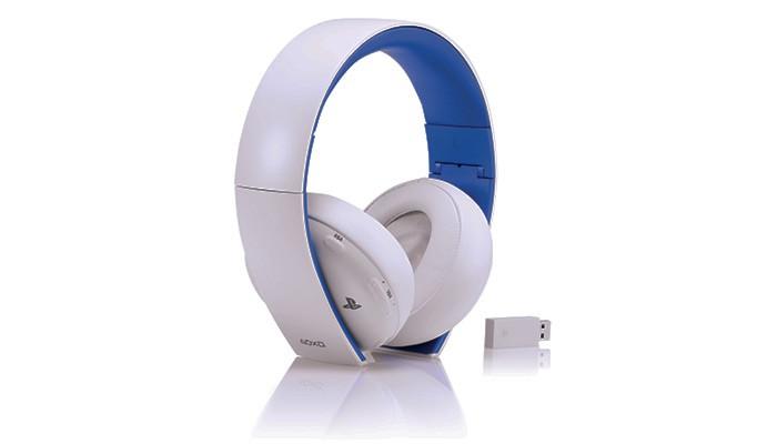 Wireless Headset PS4