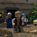LEGO Мир Юрского Периода (PS4) RUS