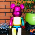 Bearbrick Multi Color Foil XXV 400% (28 см)