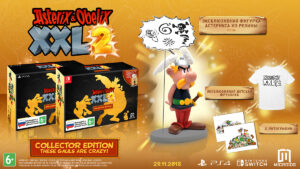 Asterix & Obelix XXL 2 Collectors Edition (Switch)