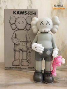 KAWS Share Vinyl Figure Grey