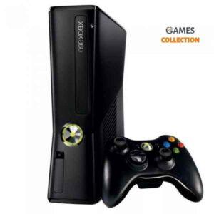 Xbox 360 Slim 1TB (Прошивка Freeboot) + 200 Игр в комплекте