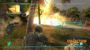 Tom Clancy's Ghost Recon: Advanced Warfighter 2 (XBOX360)