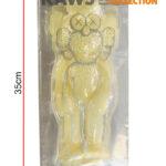 KAWS BFF Open Edition Vinyl Figure фосфорный 35см