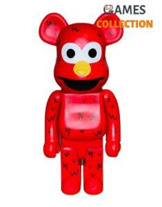 Bearbrick x Sesame Street Elmo Беарбрик x Улица Сезам 1000% (70см)
