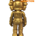 KAWS Star Wars Storm Trooper Companion gold 25см