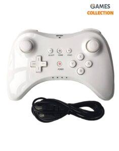 Контроллер Pro Controller для W U Bluetooth (Белый)