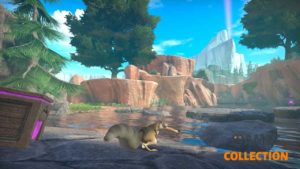 Ice Age: Scrat's Nutty Adventure (NSW)