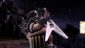 Guitar Hero III Legends of Rock (PS3) Б/У