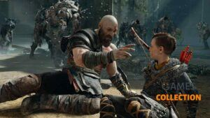 God of War (PS4) Б/У