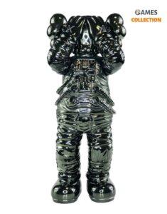 KAWS Holiday Space Figure Black 30см