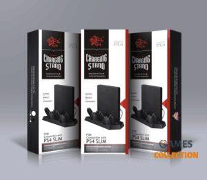 Многофункциональный вентилятор кронштейна PS4 SLIM