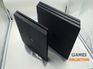 Вертикальный стенд для PS4 Slim/PS4 Pro