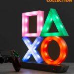 Светильник-Ночник Значки Плейстейшн Playstation Icons Light XL