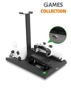 Подставка Xbox One/Xbox One S/Xbox One X 6 в 1 (ipega PG-XB007)