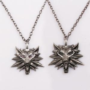 Witcher 3 Кулон с цепочкой (Украшение)