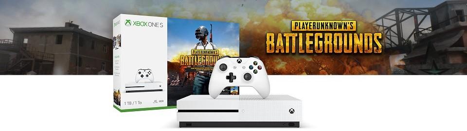 Издание Xbox One X для любителей PUBG