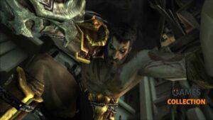 God of War Collection Vol.2 (2 игры в HD) (PS3)