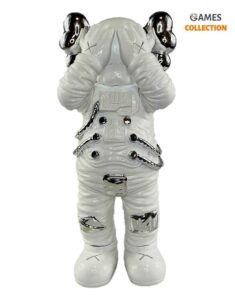 KAWS Holiday Space Figure White/Silver (30см)