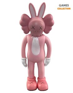 Kaws Jumbo BFF Rabbit Pink (30см)