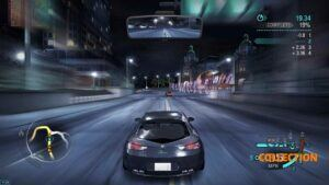 Need for Speed: Carbon (PS2) Б/У