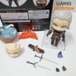 Фигурка Ведьмак 3: Дикая Охота - Геральт (The Witcher 3: Wild Hunt: Geralt Nendoroid Action Figure 907)