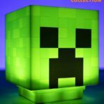 Ночник Paladone Minecraft Creeper Light BDP