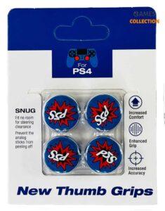 Стики для джойстика PS5/PS4 Persona 5 (Облегающие)