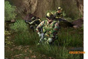 Tom Clancy's Ghost Recon 2 (PS2) Б/У