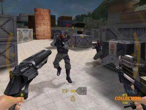 GoldenEye: Rogue Agent (PS2) Б/У
