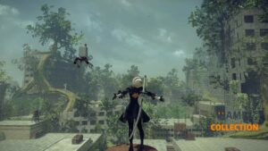 Nier Automata: Day One Edition (PS4)
