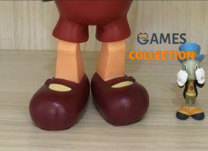 KAWS PASSING THROUGH Pinocchio & Jiminy Cricket 26см (Фигурка)