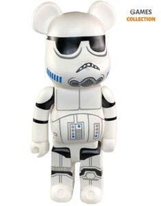 Bearbrick STAR WARS Storm Trooper 700 % (50 см)