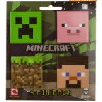 Набор значков Minecraft