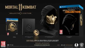 Mortal Kombat 11 Ultimate - Kollector's Edition (PS4)