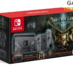 NINTENDO SWITCH DIABLO III LIMITED EDITION + ЧЕХОЛ DIABLO III + ИГРА DIABLO III:ETERNAL COLLECTION (РУССКАЯ ВЕРСИЯ)