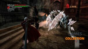 Devil May Cry 4 (XBOX360)