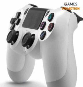 DUALSHOCK 4 - WHITE V2 (PS4)