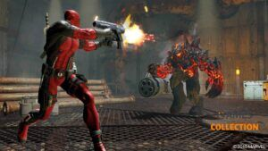 Deadpool: The Video Game(PS4)