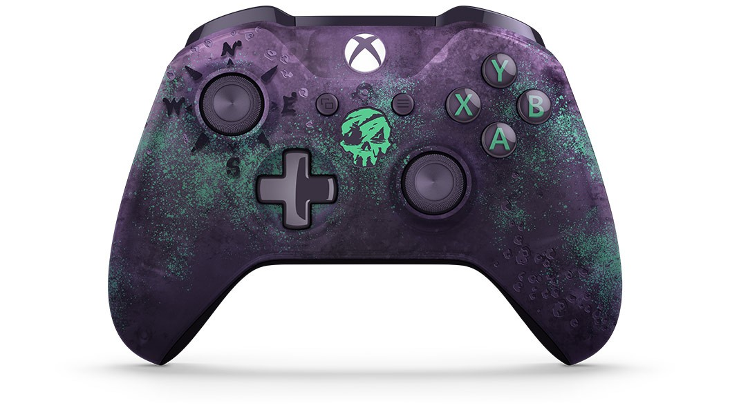 Sea of Thieves Wireless Controller (Xbox One)