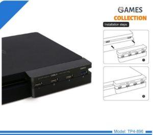 Комплект расширитель + вентилятор (PS4/SLIM)