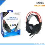 Многофункциональные наушники  DOBE  PS4/Slim/Pro