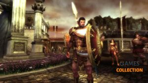 Rise of the Argonauts (PS3)