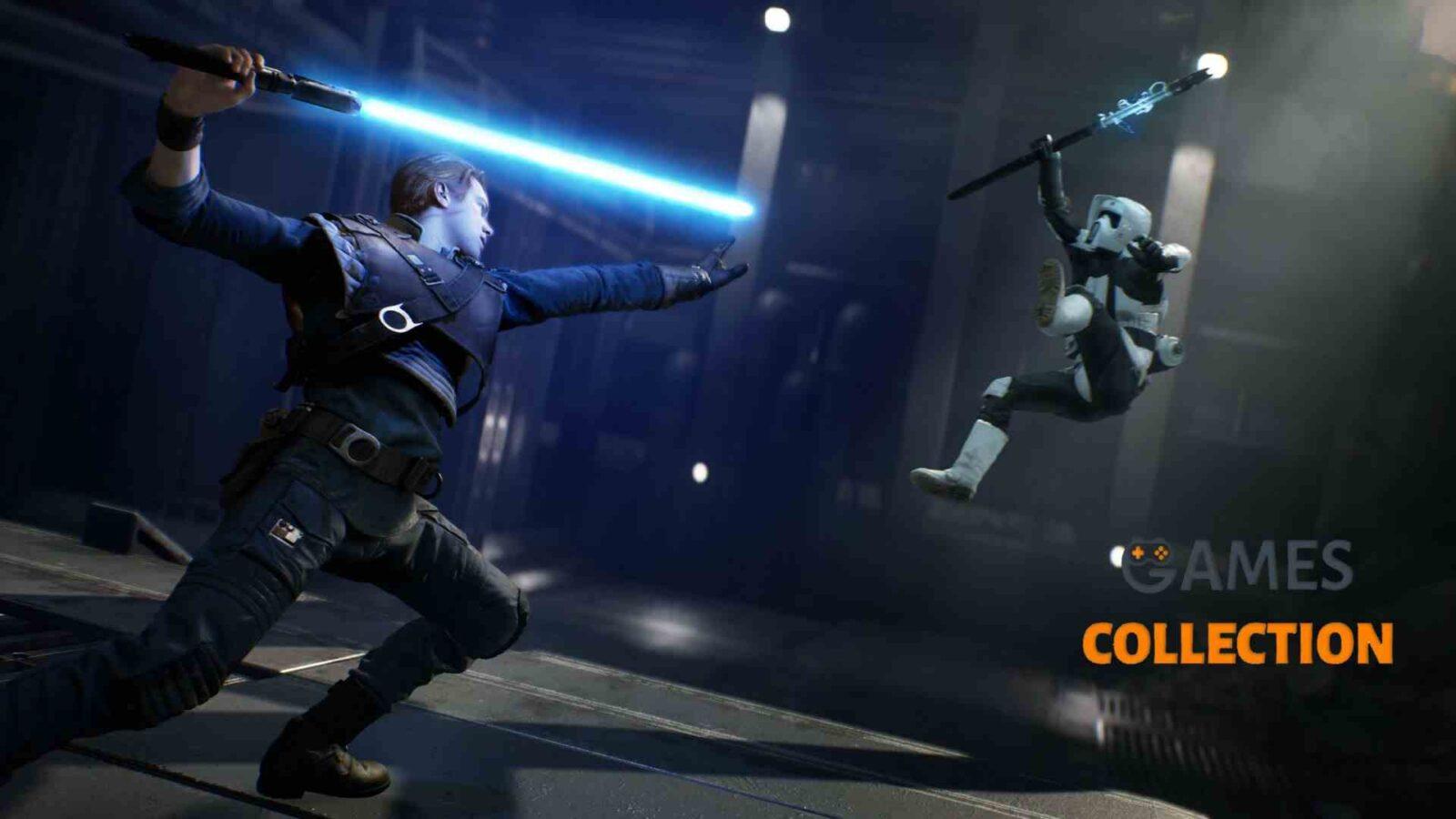 Star Wars Jedi: Fallen Order (Икс Бокс Ван)