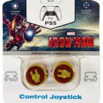 Стики для джойстика PS5/PS4 Высокие Iron Man