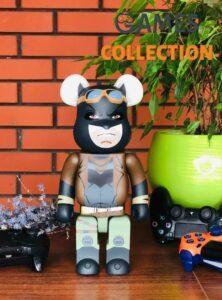 Bearbrick - Knightmare Batman 400% (28 см)