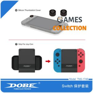 Nintendo Switch Набор Аксессуаров