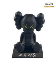 KAWS COMPANION Toy Car Black (13см)