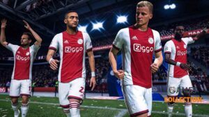 FIFA 21: Champions Еdition (XBox One)